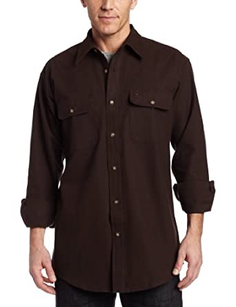 Carhartt Men 39 S Big Tall Heavyweight Flannel Shirt Dark