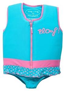 Plouf STARLETTE Starlette - Bañador flotante, color azul marca Plouf