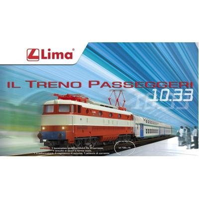Lima European Electric Duplex Passenger Train Set