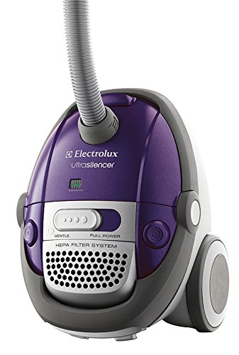 Electrolux UltraSilencer EL6986B Canister Vacuum, Hose Length 6 Feet, Power 9 amps - Corded (Electrolux El6984 compare prices)