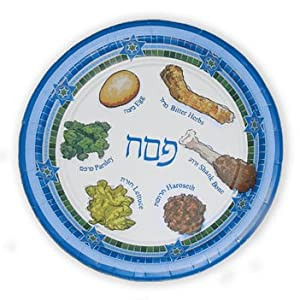 Seder plate - deals on 1001 Blocks