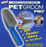 Pet Groom Pro - ionische Tierb�rste a...