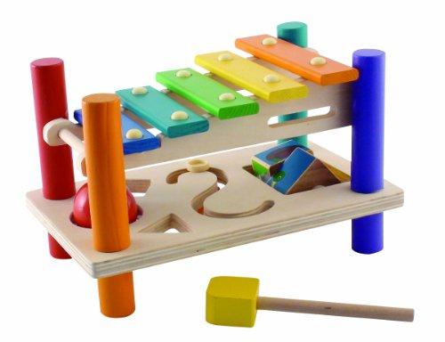 Maxim Xylophone Double Pounding Bench