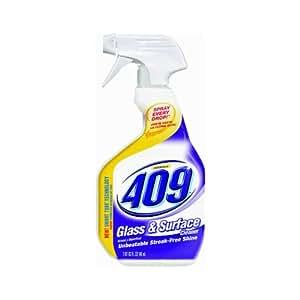 Formula 409 Glass and Surface Cleaner Spray Bottle, 32 Fluid Ounces