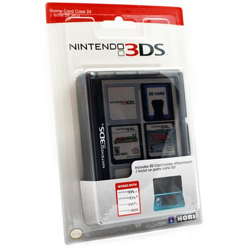 new 3ds xl game card removed