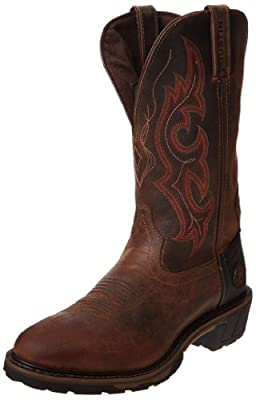Justin Original Work Boots Men's Hybred Work Boot