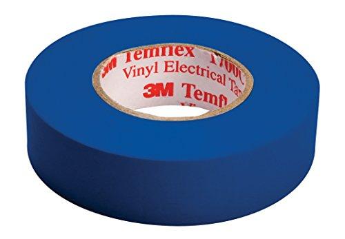 3M Temflex Isolierband, TAPE-BLUE/3M