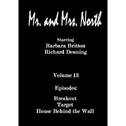 Mr. and Mrs. North - Volume 13