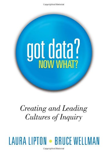 Got Data? Now What?: Creating and Leading Cultures of Inquiry - A practical book for teacher teams on gathering and inte