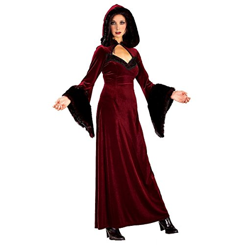 Grand Heritage Burgundy Gothic Lady Adult Costume - Medium