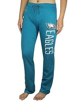 Womens Pink Victoria's Secret NFL Philadelphia Eagles Pajama Pants