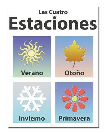Four Seasons Spanish Related Keywords