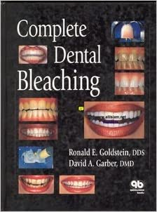 Complete dental bleaching by ronald