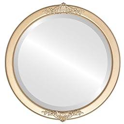 Athena Circle in Desert Gold
