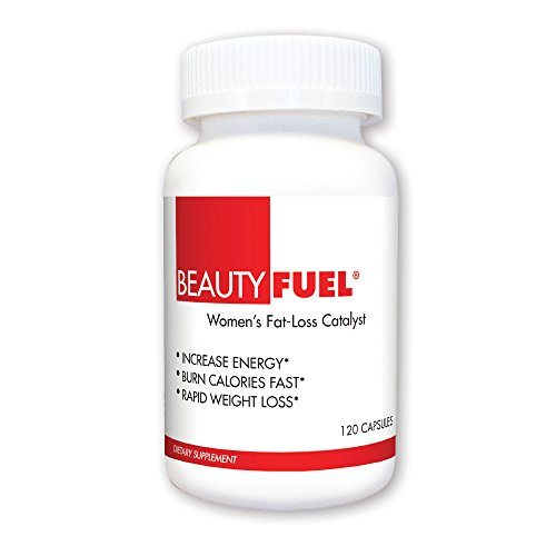 BeautyFit BeautyFuel, The Ultimate Calorie Burning Experience, 120 Capsule Bottle