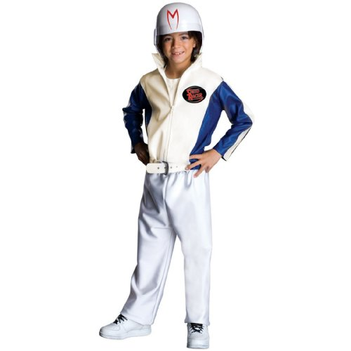 Speed Racer Deluxe Child Costume (Small)
