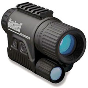 Bushnell 2X28Mm Equinox Night Vision Monocular *** Product Description: - Super Bright Gen 1 Analog Tube- True 2X Power Magnification- Ipx4 Water Resistant- Durable Rubber Covered Housing- 656-Feet Viewing Range- Long Battery Life- Compact & Ligh ***