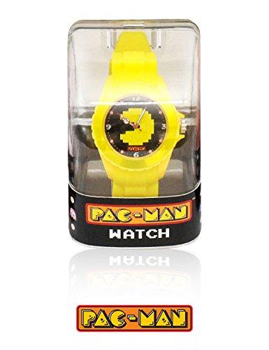 pacman-watch-yellow-pacman