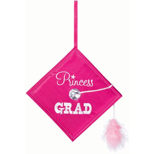 Princess Grad Gift Card Holder