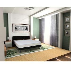 surmatelas latex pas cher. Black Bedroom Furniture Sets. Home Design Ideas