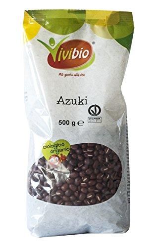 Vivibio Azuki Legumi Secchi - 500 gr