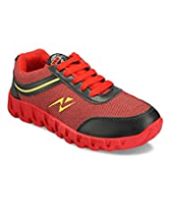 Yepme Men's Multi-Coloured Denim Casual Shoes