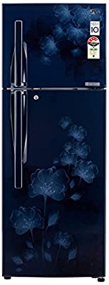 LG GL-D322JMFL Frost-free Double-door Refrigerator (310 Ltrs, 4 Star Rating, Marine Florid)