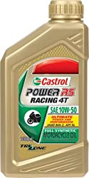 Castrol Power RS Racing 4T 100% Synthetic Oil - 10W50 - 1qt. 6412