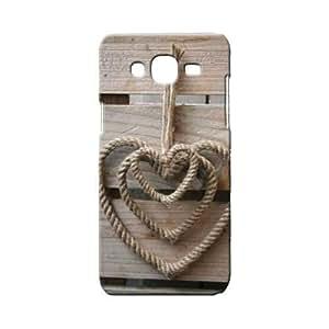 BLUEDIO Designer 3D Printed Back case cover for Samsung Galaxy A8 - G6846