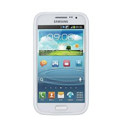 Samsung Galaxy Quattro I8552 Kuboq Advance TPU Back Case with Free Screen Guard Transparent