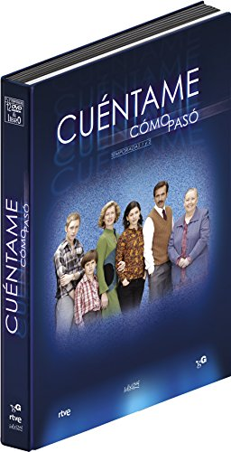Cuéntame Cómo Pasó : Vol. 1 - (Temp. 1-2) (12 Dvd + Libro) (2001,2002) (12Dvds) (Import)
