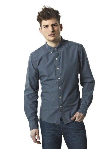 Levi's Men's Levi's Ls Standard No Pocket 65312 Casual Shirt Blue (Blue Tile - Adrian Plaid 0002) 56