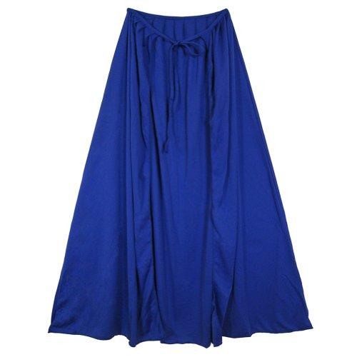 "SeasonsTrading 28"" Child Blue Cape ~ Halloween Costume Accessory"