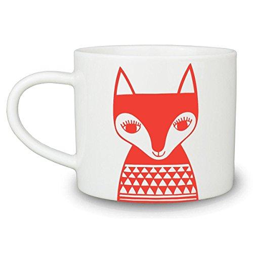 Jane Foster - Tazza con volpe di colore rosso