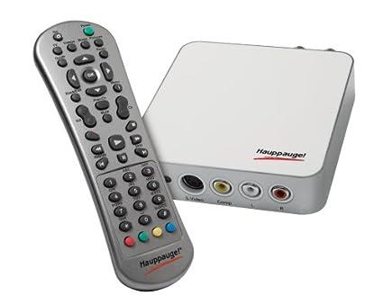 Hauppauge 1192 WinTV HVR 1950 External USB HDTV Tuner Video