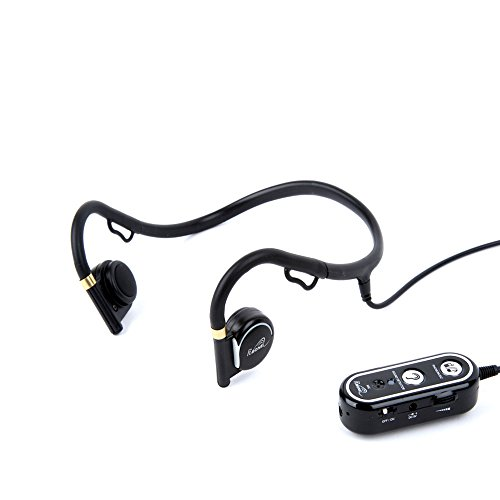 Hanics Hearing Aid_Bone Conduction Hearing Assistive Headset