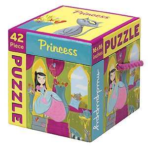 Mudpuppy Princess 42 Piece Puzzle
