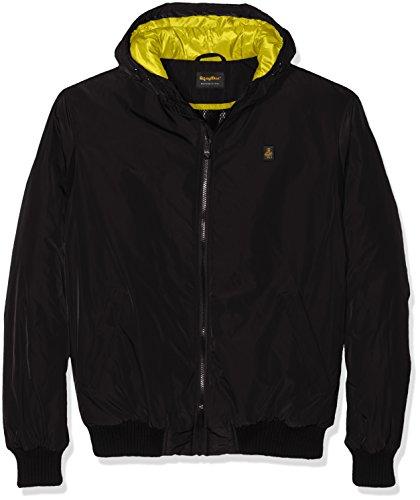 REFRIGIWEAR Heavy Blunt Jacket, Giacca Uomo, Nero, S