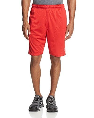 Umbro Men's High/Low Mesh Shorts