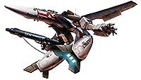 1/72 VF-1J/A ガウォーク バルキリー