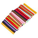 50pcs Fruit Canes Slice Nail Art Decoration