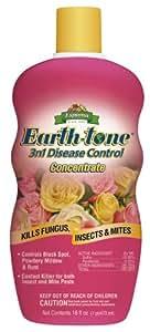 Espoma Organic Earth-Tone 3-In-1 Disease Control - 16 oz Concentrate DCC16