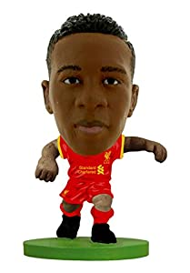 SoccerStarz SOC957 2017 Version Liverpool Nathaniel Clyne Home Kit Figures by Creative Toys Company