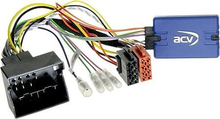 VW aCV electronic interface de commande au volant cAN-bus avec quadlock pioneer sound system