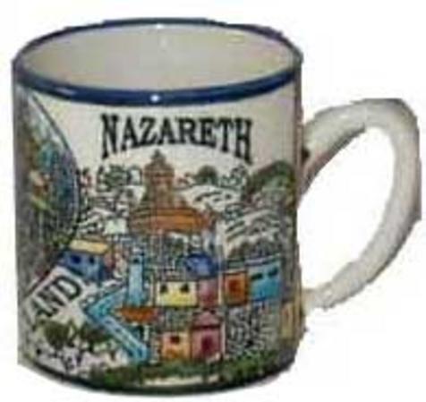 A Nazareth Mug