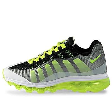 6561b51a574e6 wanryuo  Nike Air Max 95 360 (GS) Boys Running Shoes 512169-008