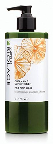 Matrix Biolage - Cleansing Conditioner FINE HAIR - 500ml / 16.9oz (Cleansing Conditioner compare prices)