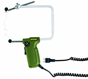 Proxxon 27082 Thermocut 12/E Hot Wire Cutter for Free Modelling in Styrofoam