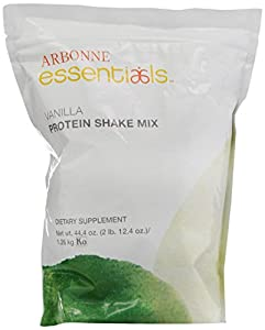 Arbonne Essentials - Vanilla Protein Shake Mix (Powder - 30 Servings)