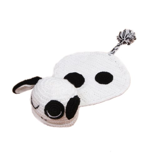 EOZY Baby Crochet Photography Photo Prop Costume 0-18 Months Cartoon Panda